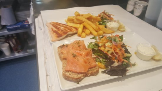Killorglin, Irlanda: Quinlans Seafood Bar