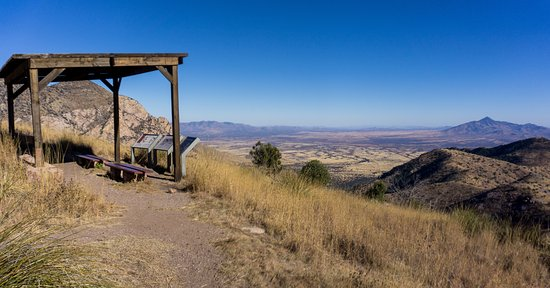 Hereford, Αριζόνα: Depuis le Coronado Peak -