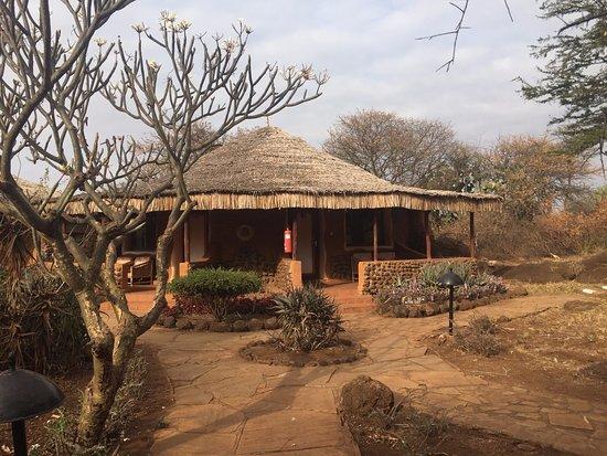 Amboseli Sopa Lodge: Room 51