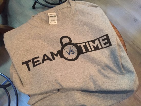 Berlin, CT: Team vs Time T-Shirt