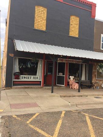 Vega, Техас: Twisted Tulip