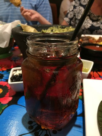 Mebane, Carolina del Nord: Sweet Tea - Catrina's Tequila and Taco Bar