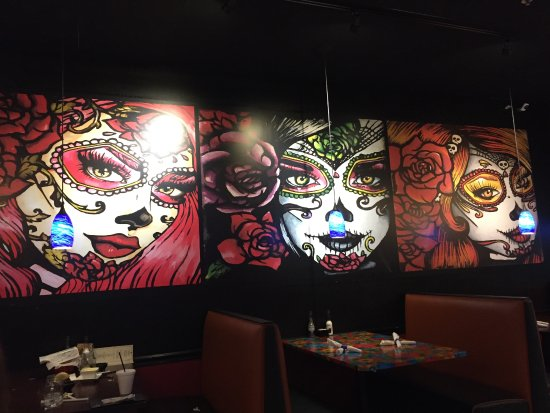 Mebane, NC: Catrina's Tequila and Taco Bar