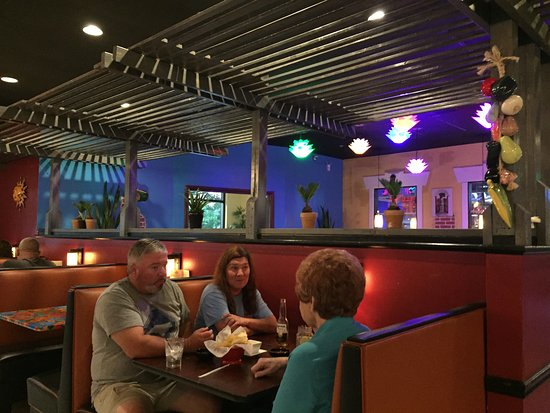 Mebane, Carolina del Nord: Catrina's Tequila and Taco Bar
