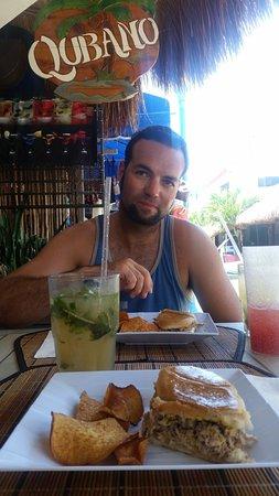 Qubano Restaurant : Cuban sandwich