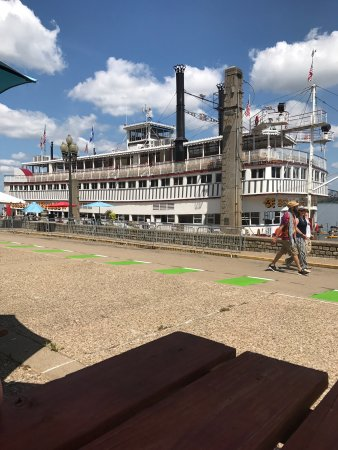 Belle of Louisville & Spirit of Jefferson : The ride is awesome