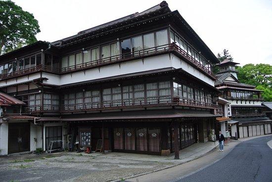 Katori, Jepang: Old building