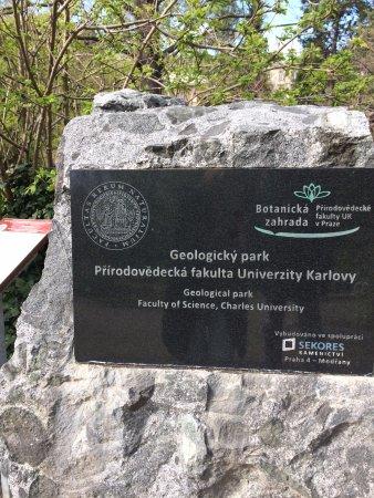 Marianske Lazne, Czech Republic: Geological park of Charles University