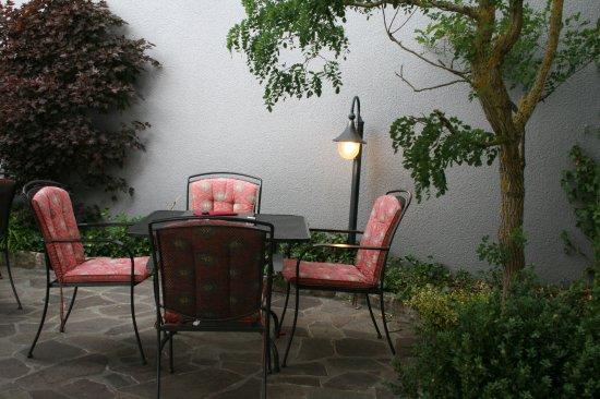 E'slecker Stuff : Terrasse