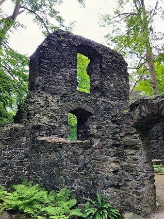 Nossen, Alemania: Ein sehr wildromantisches Stück Erde mit so einigen Überraschungen. Erscheint im ersten Moment n
