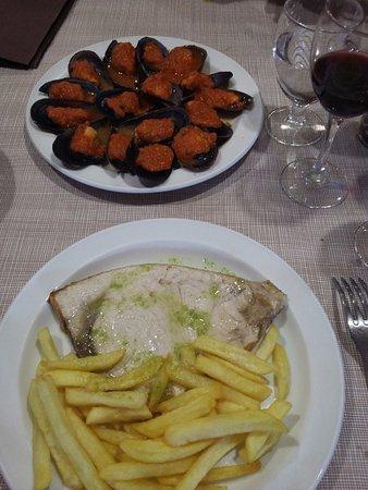 Castellote, Hiszpania: Segundos Platos