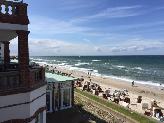 Kuhlungsborn Hotel Am Strand Restaurant