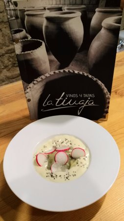 Restaurante la tinaja en c rdoba con cocina tapas for Cocina 33 cordoba
