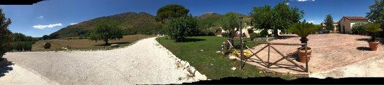 Piana di Monte Verna Photo