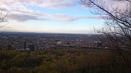 Montreal, Canada: Balade au Mont Royal