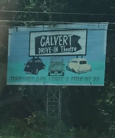 Calvert City, Кентукки: Calvert Drive-In Theater