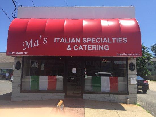 เบลมาร์, นิวเจอร์ซีย์: Ma's Italian