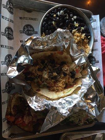 Sir Veza's Taco Garage : Best tacos!