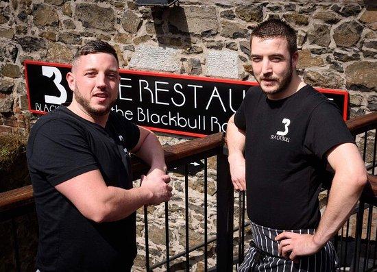 Randalstown, UK: The Restaurant at the Blackbull