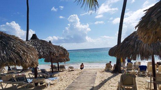 Luxury Bahia Principe Ambar: Beach at Ambar