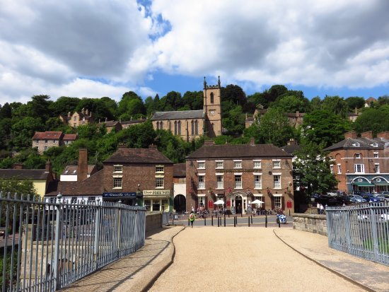 Ironbridge Gorge, UK: Eley's (1)