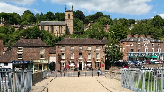 Ironbridge Gorge, UK: Eley's (2)