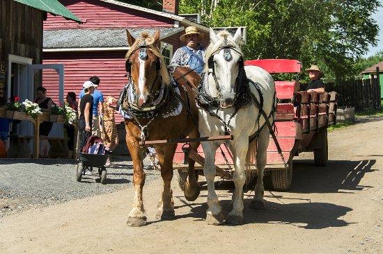 Drummondville, Canadá: Le Village Québécois d'Antan