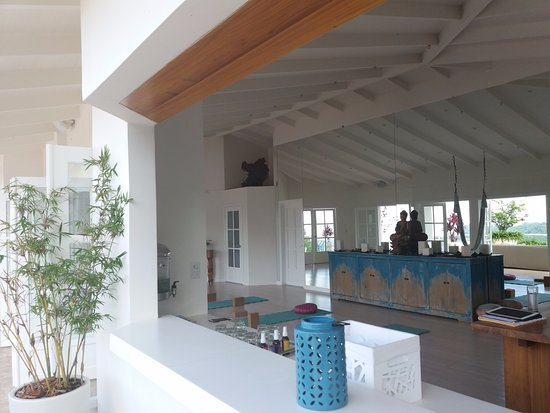 Atenas, Costa Rica: Yoga room