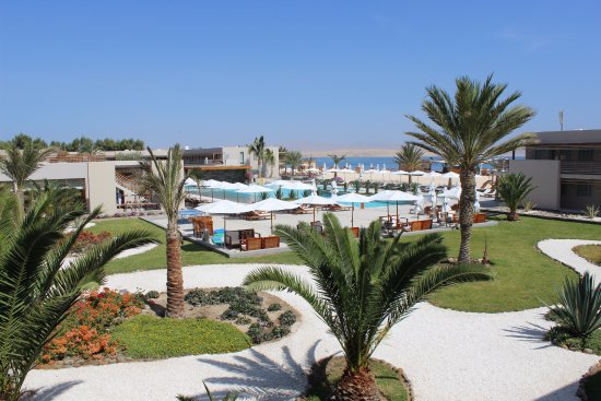 DoubleTree Resort by Hilton Hotel Paracas - Peru: beautifully landscaped