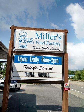 Miller's Food Factory