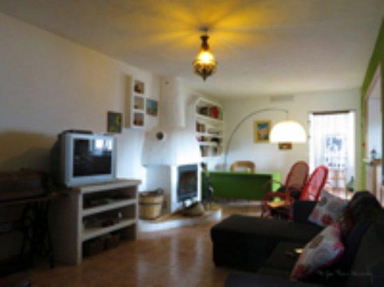 El Poble Nou del Delta, España: Excelente sala de estar