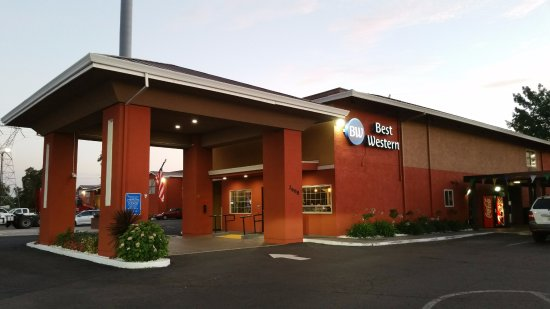 Anderson, Californien: Front Entrance