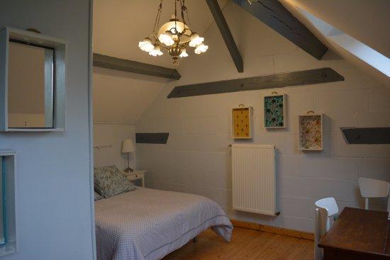 Richebourg, France : chambre double