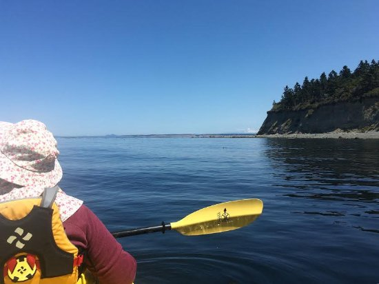 Port Townsend, WA: views from the kayak