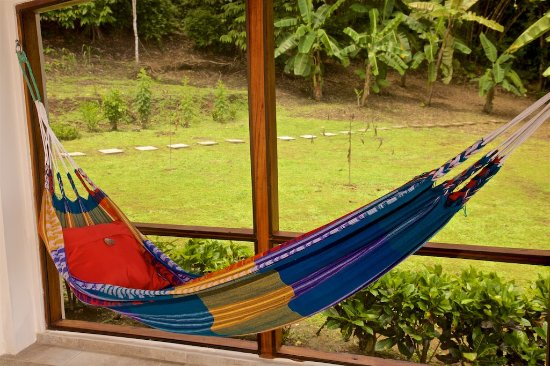 Pavones, Costa Rica: napping / reading / relaxing & we have two of these