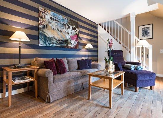 Tinnum, Duitsland: Suite im Maisonette Stil