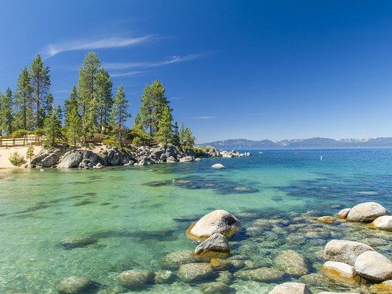Lake Tahoe: vista lago