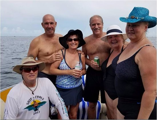 Homosassa, FL: Our 2nd year with Capt Sean! Back again next year!