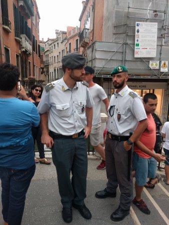 Alberghiera Venezia: Local talent.