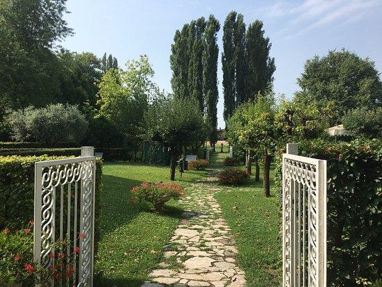 Biancade, Italy: Прекрасный отель!