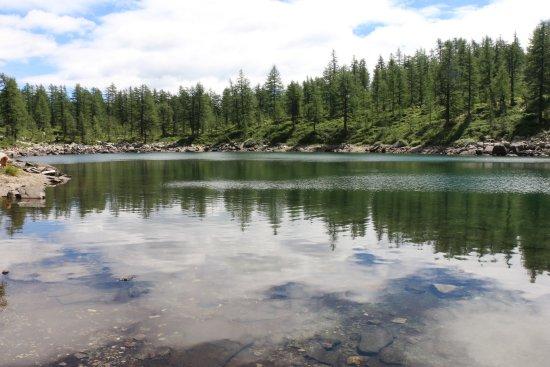 Baceno, Włochy: Il Lago Nero