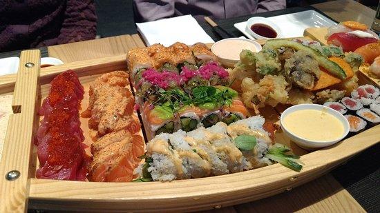 ONO by Steffen Henssler: Sushi