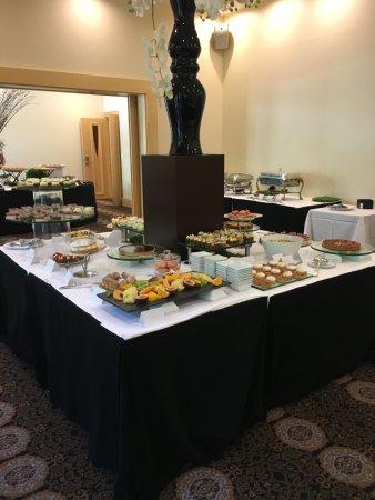 Restaurant la Rotonde : Buffet 0001