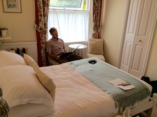 Fernhill Hotel: Superior double room!!