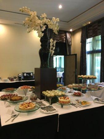Restaurant la Rotonde : Buffet 0003