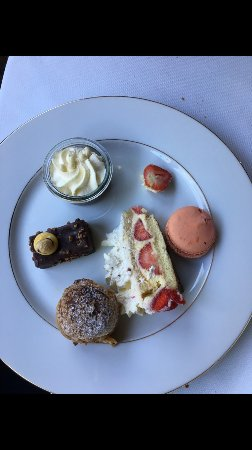 Restaurant la Rotonde : Assiette 0002