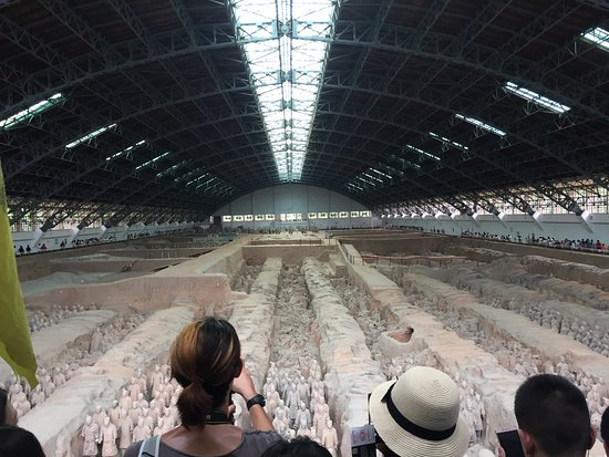 The Museum of Qin Terra-cotta Warriors and Horses: photo0.jpg