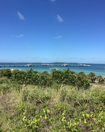 Fort De Soto Park: Top of Battery Laidley