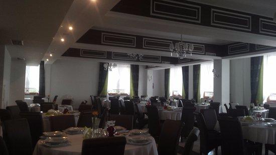 Szaflary, Poland: Sala jadalni, bardzo gustownie i super urządzona