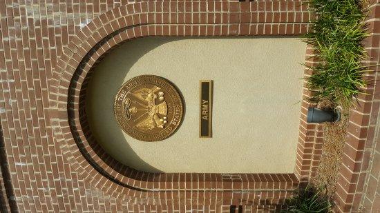 Rock Hill, SC: Memorial for military